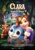 Clara und der magische Drache - Kinoplakat
