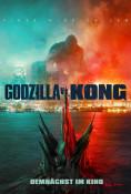 Filmplakat: Godzilla vs. Kong