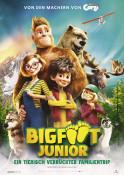 Bigfoot Junior - Ein tierisch verrückter Familientrip - Kinoplakat