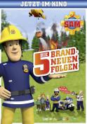 Feuerwehrmann Sam - 5 brandneue Folgen - Kinoplakat