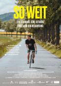 So weit - Ein Fahrrad, eine Gitarre und 1400km Neuanfang - Kinoplakat