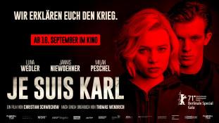 Je suis Karl - Kinoplakat