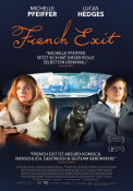 French Exit (OV) - Kinoplakat