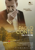 Paolo Conte, via con me - Kinoplakat