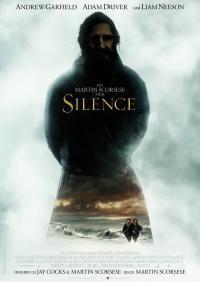 Silence - Kinoplakat