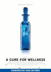 A Cure for Wellness - Kinoplakat