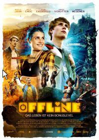 Offline - Das Leben ist kein Bonuslevel - Kinoplakat