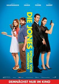 Die Jones - Spione von nebenan - Kinoplakat