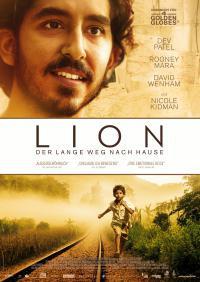Lion - Der lange Weg nach Hause - Kinoplakat