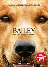 Bailey - Ein Freund fürs Leben - Kinoplakat