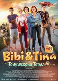 Bibi & Tina - Tohuwabohu total! - Kinoplakat