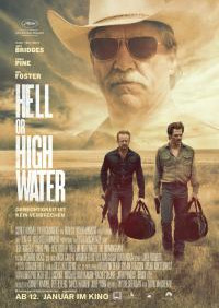 Hell or High Water - Kinoplakat
