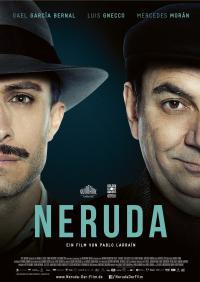 Neruda - Kinoplakat