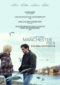 Manchester by the Sea - Kinoplakat
