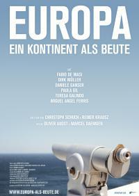 Europa - Ein Kontinent als Beute - Kinoplakat