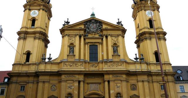 Kirchen Und Kl Ster In M Nchen Das Offizielle