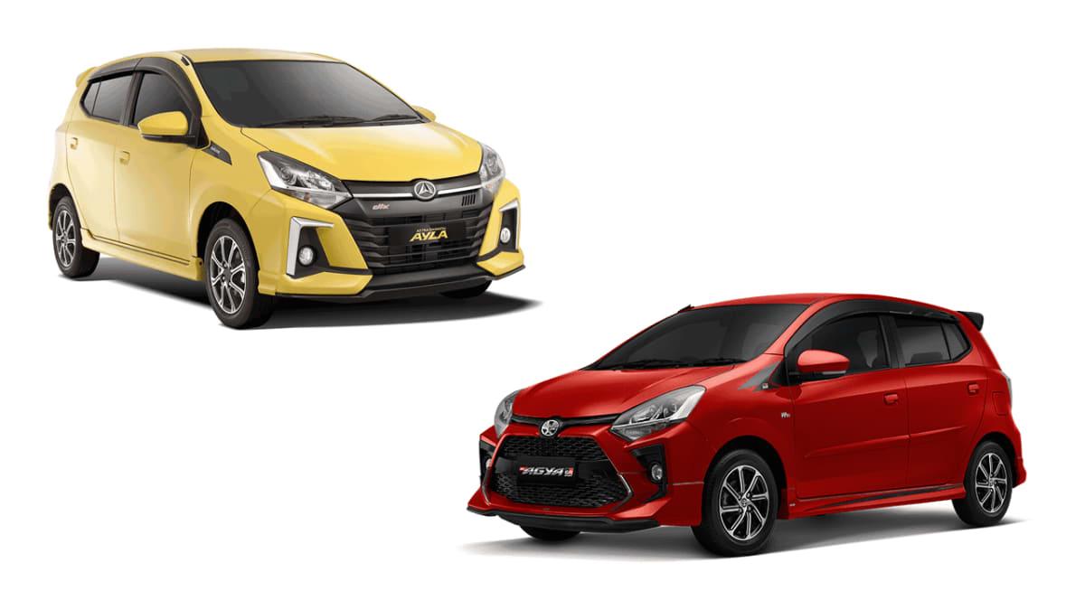 New Daihatsu Ayla vs Toyota Agya, Serupa Tapi Tak Sama