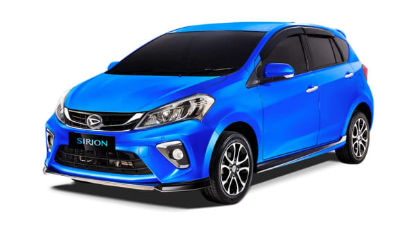 Daihatsu Sirion Tampil Lebih Elegan, Harganya Mulai dari Rp 200 Juta