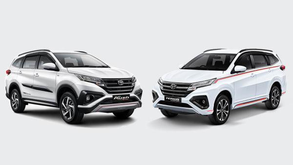 Pilih Toyota Rush atau Daihatsu Terios? Ini Perbedaannya