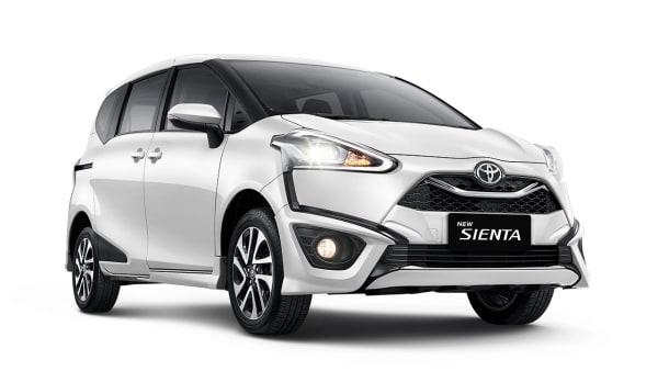 Spesifikasi Toyota Sienta Facelift Terbaru dan Harganya