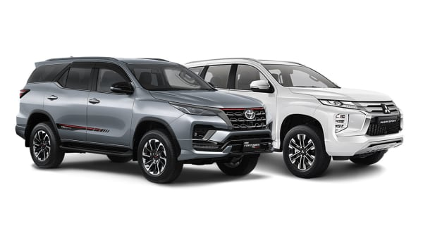 Komparasi: Adu SUV Toyota Fortuner vs Mitsubishi Pajero