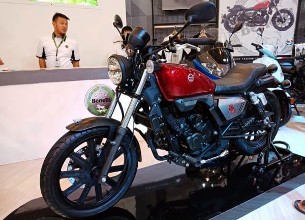 Review Benelli Motobi 200 Evo, Motor Cruiser Keren dan Murah