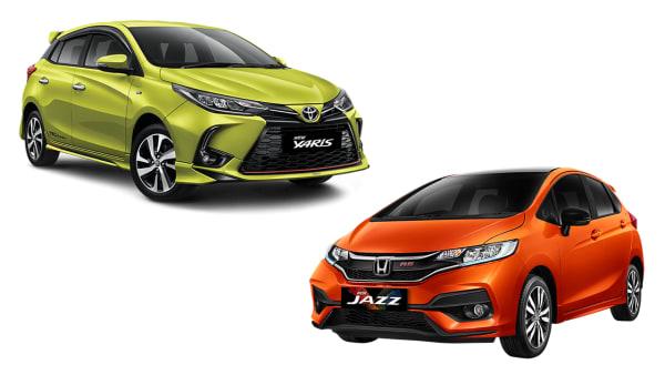 Honda Jazz Vs Yaris: Mana Pilihan Terbaik untuk Dibeli