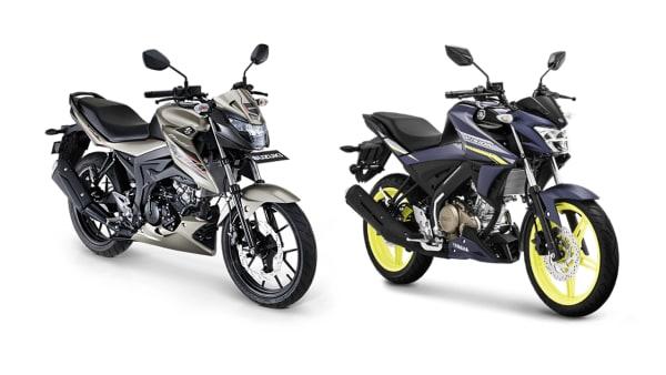 Suzuki GSX 150 vs Yamaha Vixion, Naked-Sport 150cc Mana yang Terbaik?