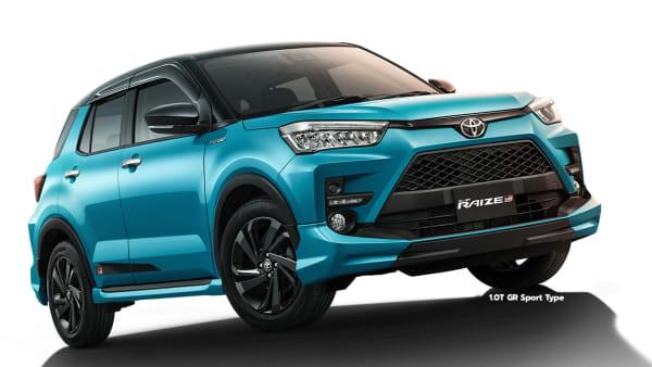 Review Toyota Raize, Pesona Gagah dengan Performa Lincah