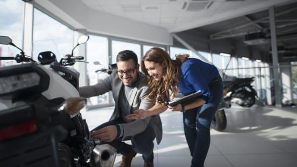 6 Tips Kredit Motor Ini Dijamin Mudah dan Aman