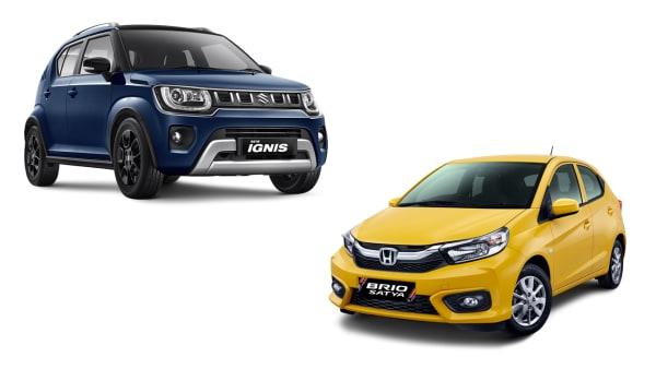 Komparasi All New Honda Brio vs Suzuki Ignis, Raja City Car?
