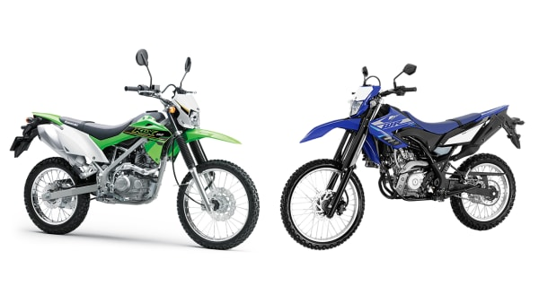 Adu Kawasaki KLX 150 vs Yamaha WR 155 : Fungsi atau Efisiensi