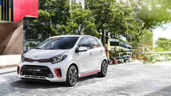 Review KIA Picanto : Mobil Mini yang Irit dan Bertenaga