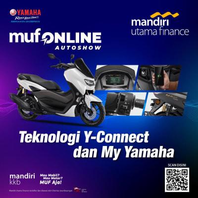 Inovasi Y-Connected Pada Yamaha All New NMAX