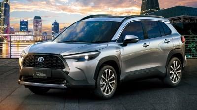 Toyota All New Corolla Cross Rilis di Indonesia, Ini Harga dan Spesifikasinya