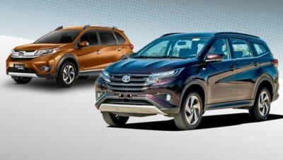Honda BR-V vs Toyota Rush, Mana yang Lebih Unggul?
