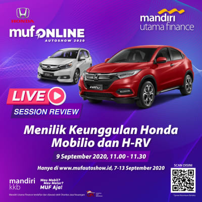 Menilik Keunggulan Honda Mobilio dan HR-V