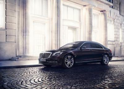 Mercedes-Benz - S 450 L