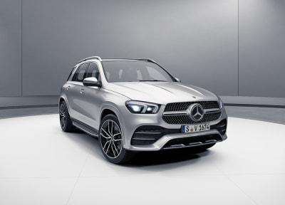Mercedes-Benz - GLE 450