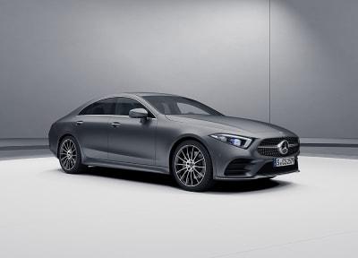 Mercedes-Benz - CLS 350