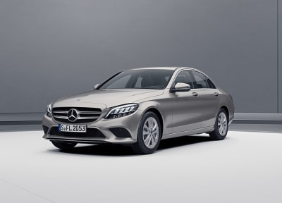 Mercedes-Benz - NEW C 180