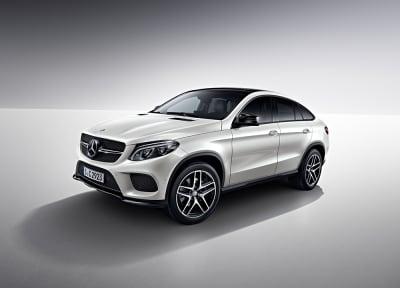 Mercedes-Benz - GLE 400