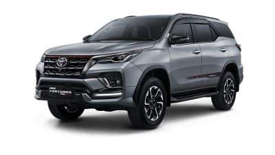 Toyota Fortuner TRD Sportivo: Mobil Maskulin Layaknya Raja Jalanan