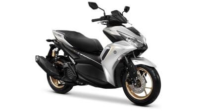 Review All New Aerox Connected, Tetap Sporty Makin Bertenaga