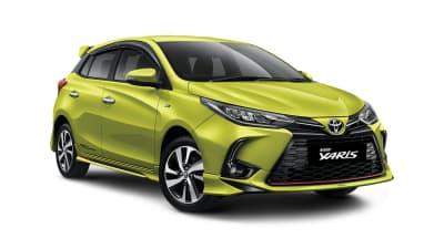 Review Toyota Yaris Terbaru, Lebih Stylish dan Youthful