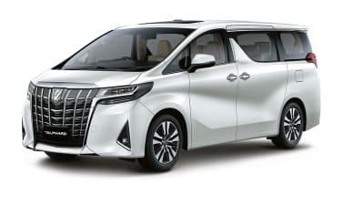 Toyota Alphard Transformers, MPV Mewah Terbaik di Indonesia