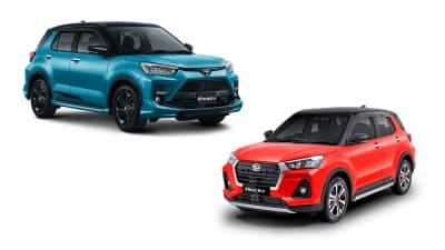 Komparasi Toyota Raize vs Daihatsu Rocky: Performa, Desain, Fitur