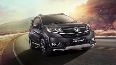 Review Honda BR-V 2020, Mobil SUV dengan Desain Termewah