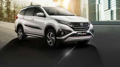 Review Toyota Rush : Mobil SUV Murah Dengan Segudang Fitur