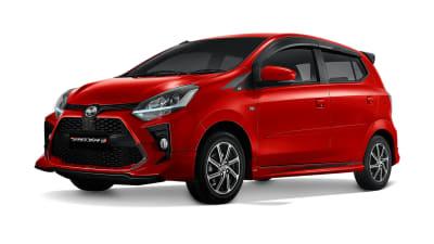 Review Toyota Agya : LCGC Terbaik Harga Terjangkau